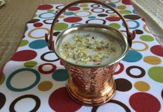 Popped Lotus seed Pudding(Makhane ki Kheer)