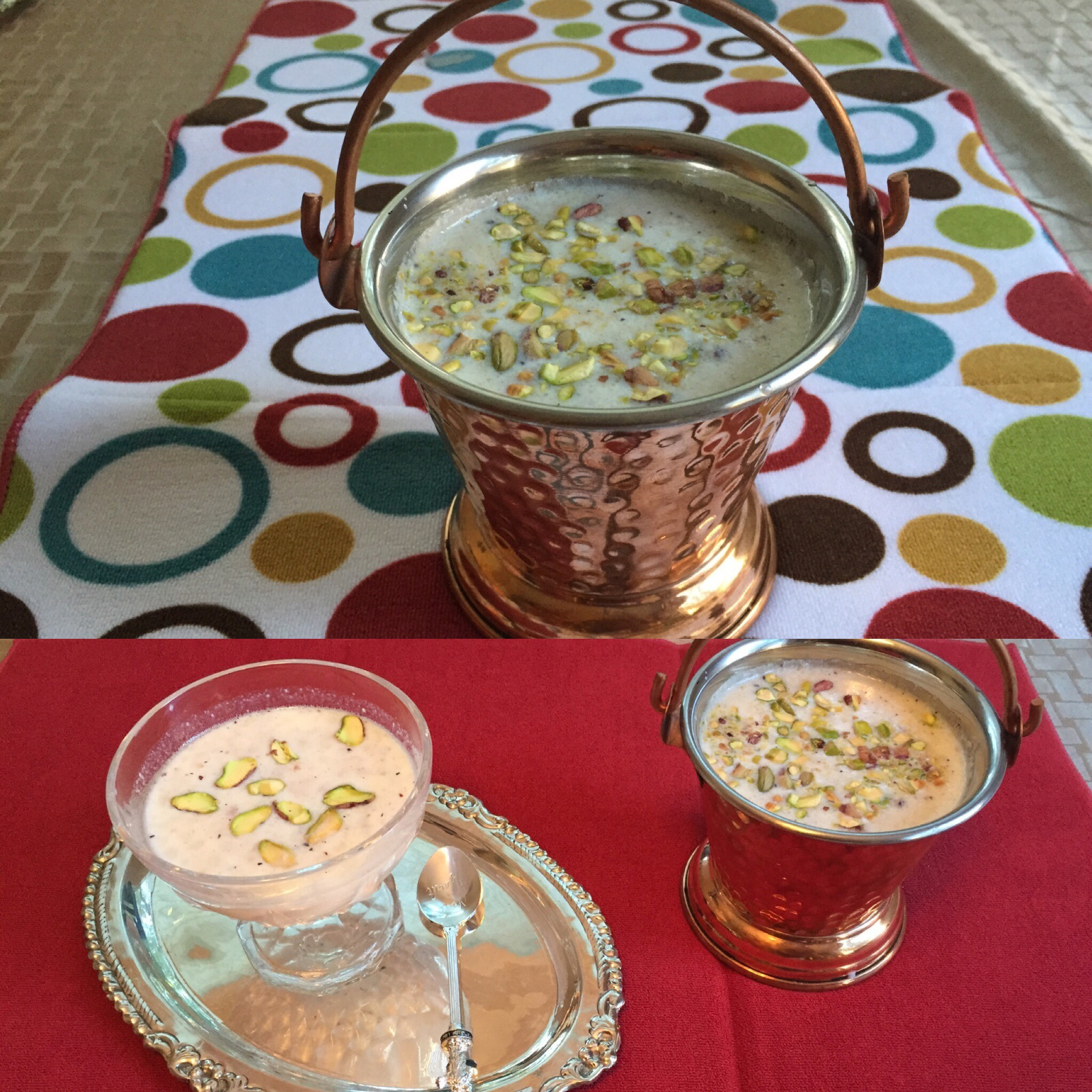 Popped Lotus seed Pudding(Makhane ki Kheer)