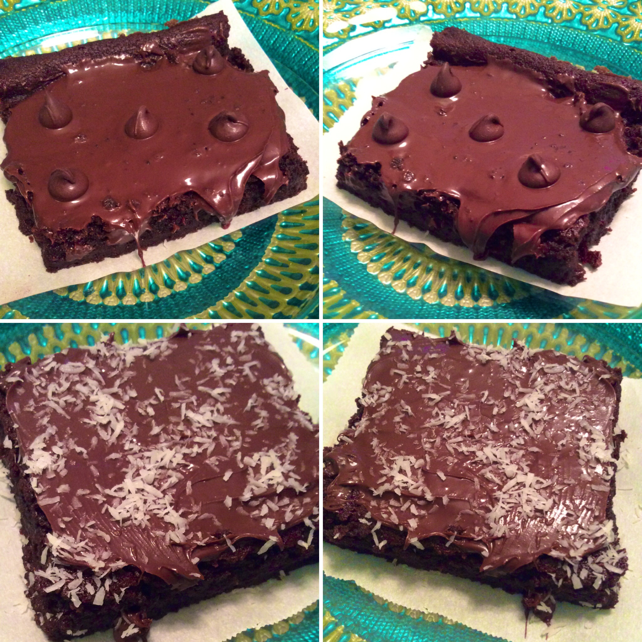 Veggie-Nutty-Fruity Eggless Chocolate Brownies for your Sweet tooth