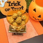 Superfood rich Pumpkin energy treat for the Halloween