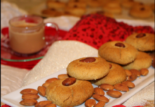 Indian NanKhatai Biscuits-A perfect snack for all occasions