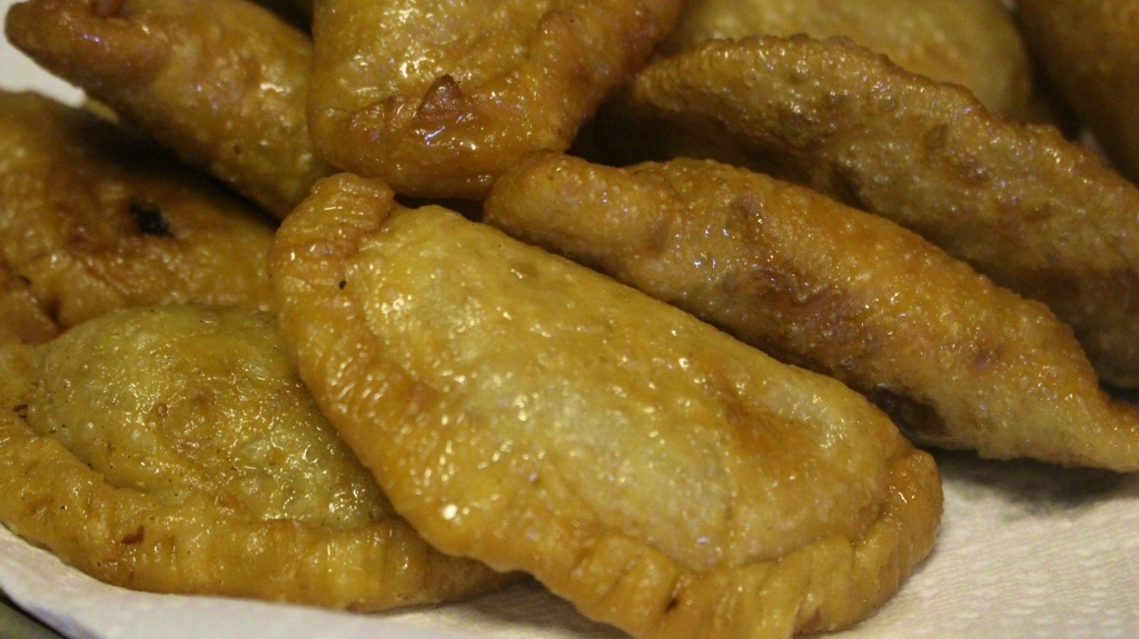 Gujiya-Sweet Dumplings