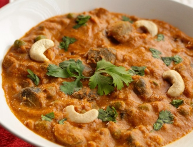 Shaadiwale Matar Mushroom- Treat Your Senses to the Elegance and Authenticism of Indian Wedding Feast Menu