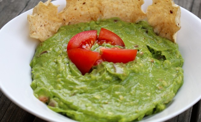 Quick Recipe for Tasty Guacamole Dip : More than a dip for your chip