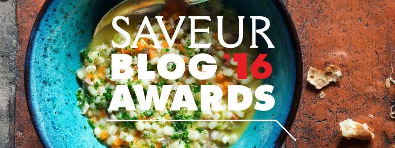 REQUESTING NOMINATION OF MY FOOD BLOG FOR THE 2016 SAVEUR BLOG AWARDS