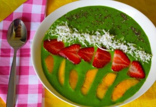 Green Smoothie for Green Health: Embrace the Gifts of Mother Nature & Stay Blessed!