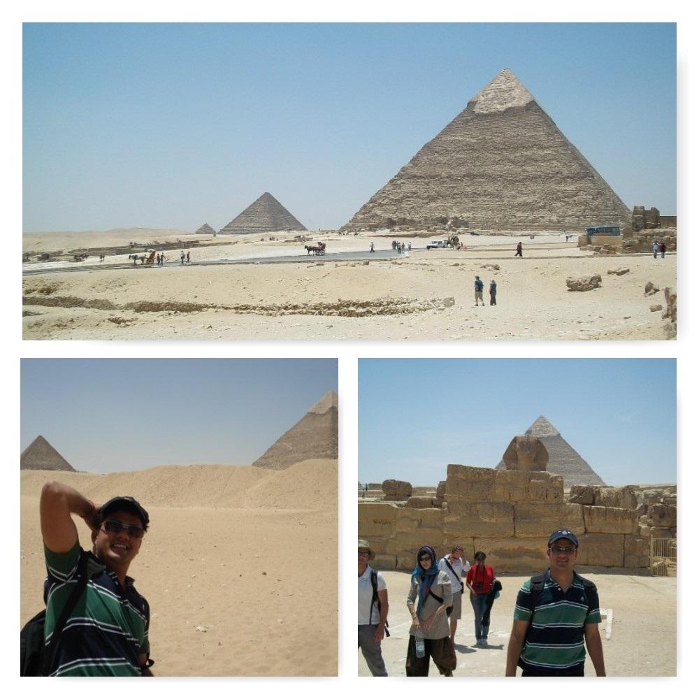 Pyramids of Egypt-Baked falafel by gingeritup.com
