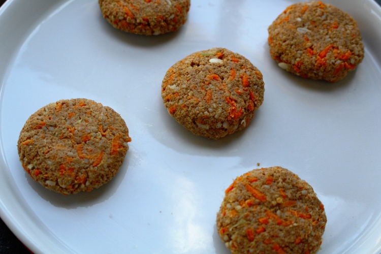 Veggie Patties Delight-Steamed Version-by gingeritup.com