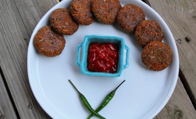 Veggie Patty Delight- Steamed Veg Patties