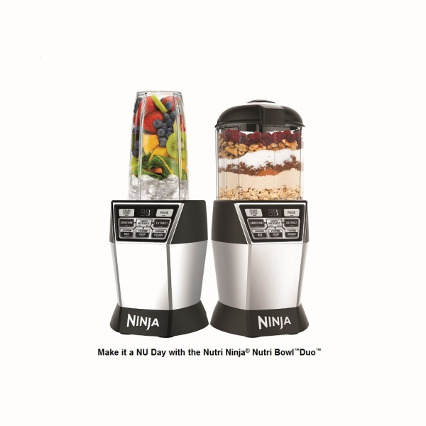 Enter the Holiday Heritage Recipe Contest & take home Nutri Ninja Nutri Bowl Duo-by NINJA