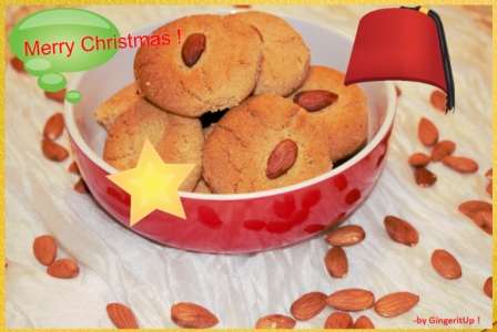 Indian Nan Khatai Shortbread Cookies