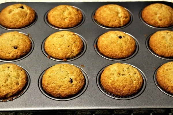 Banana Muffins Recipe Video by 7 years old kid