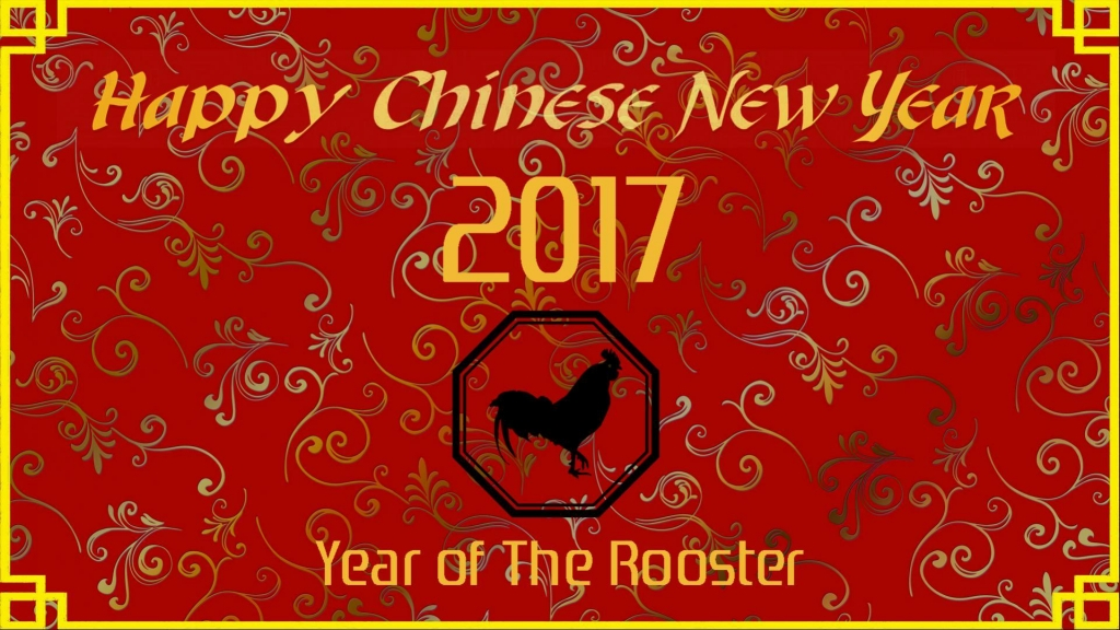 Chinese new Year 2017 Lucky Foods