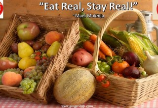 My Non-GMO Vegetarian Kitchen – A Path towards Healthy Long Term Living