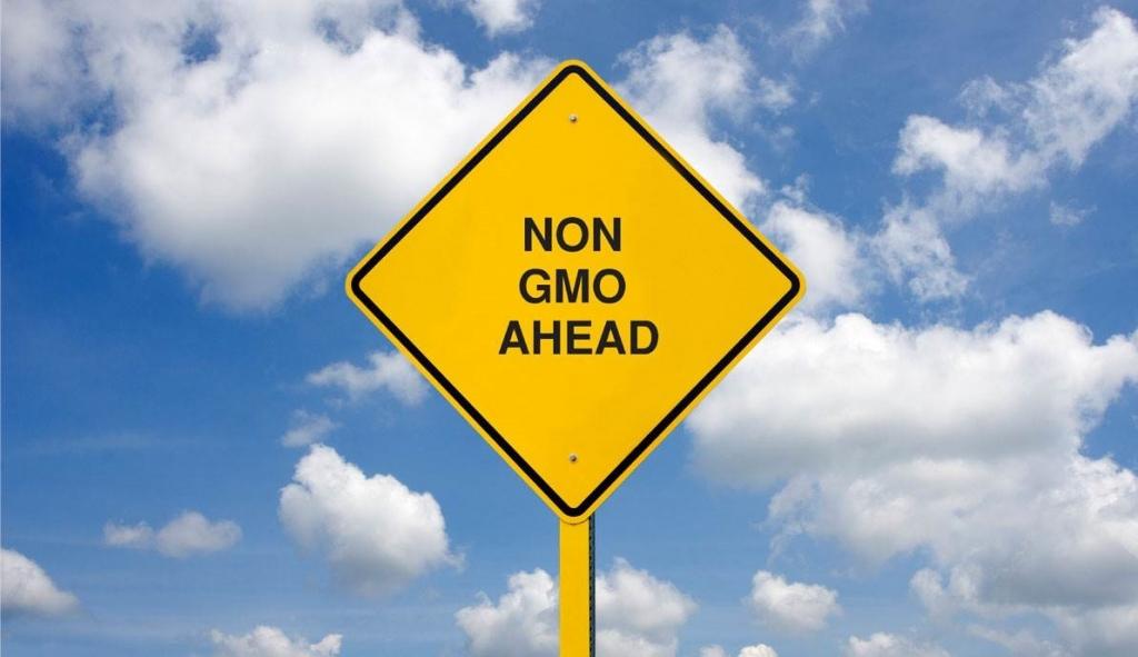 Non-GMO Ahead