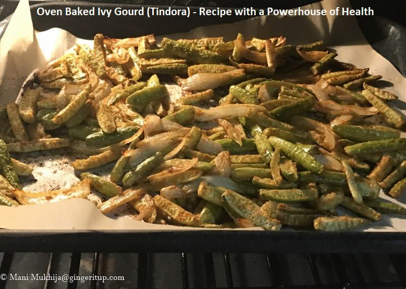 Ivy Gourd/ Tindora /Kovakkai- A powerhouse of health