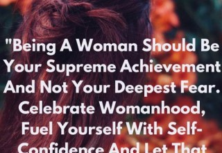 Inspirational Quote of the Month: Women Empowerment