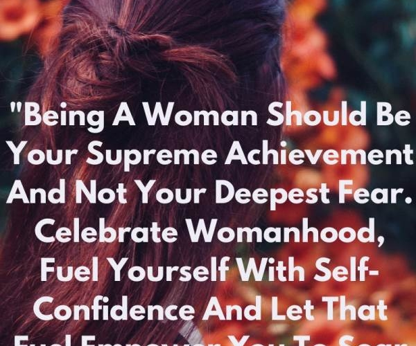 Inspiration Quote Women Empowerment Ginger It Up Stunning Quotes About Women Empowerment