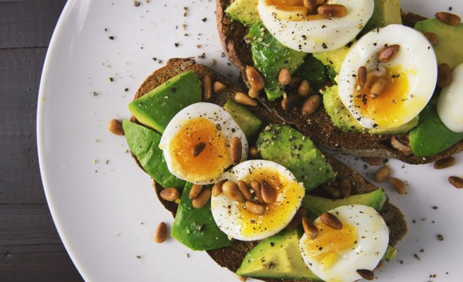 Beauty Foods: What to Eat for Healthy Hair