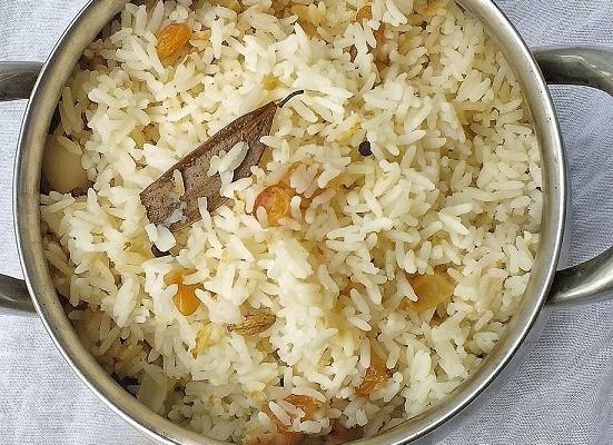 Nei Choru: Ghee Rice Recipe from the land of Kerala