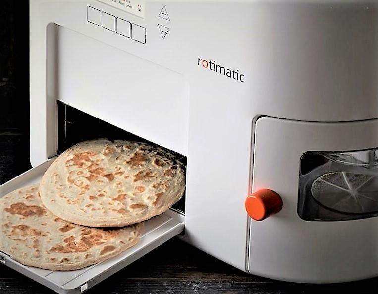 Rotimatic - Roti Maker Review
